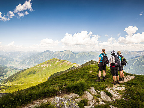 Hiking holiday in Gastein