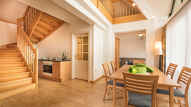 Appartements Villa Bad Hofgastein - Typ C 407