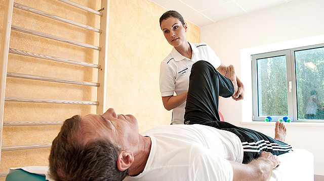 Kurzentrum in Gastein - Physiotherapie